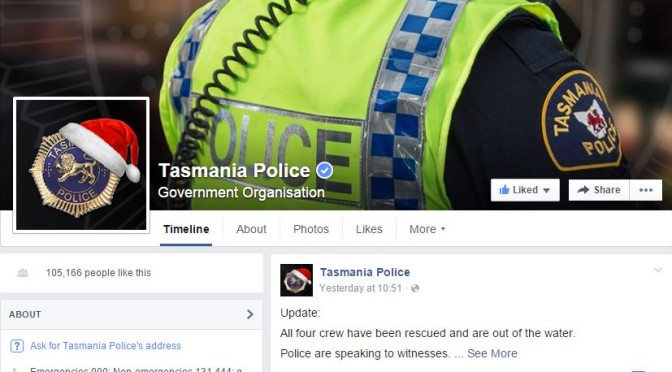 Mastering Social Media Helps Tasmania Police Solve Crimes