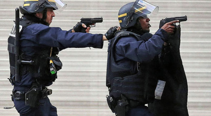 French Police Admit Mistakes In Response To Paris Terror Attacks