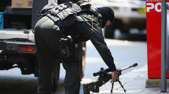Senior British Police Team To Start Review of Lindt Cafe Siege Response