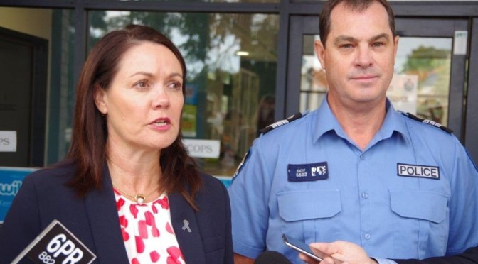 WA Police Suspends Local Policing Initiatives To Focus On Faster Intervention