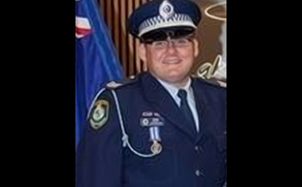 Remembering NSW Police Sergeant Geoffrey Richardson Killed Last Night