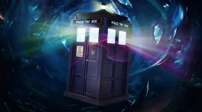 DIY: Make Your Own TARDIS Paper Model