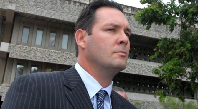 Chris Hurley Fights Queensland Police To Receive Pay